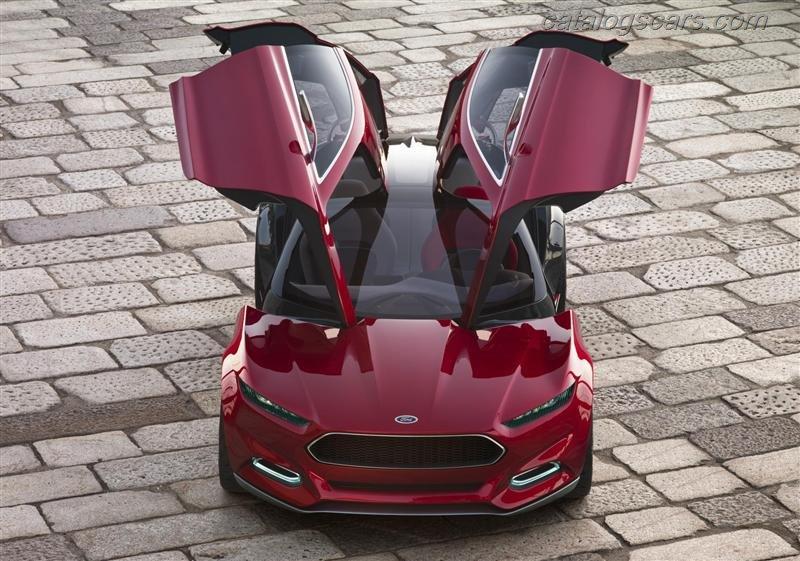صور سيارة فورد Evos كونسبت 2015 - اجمل خلفيات صور عربية فورد Evos كونسبت 2015 -Ford Evos Concept Photos Ford-Evos-Concept-2012-15.jpg