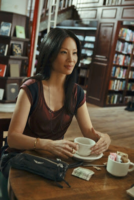 Lucy Liu as Joan Watson in Elementary Episode # 6 Flight Risk