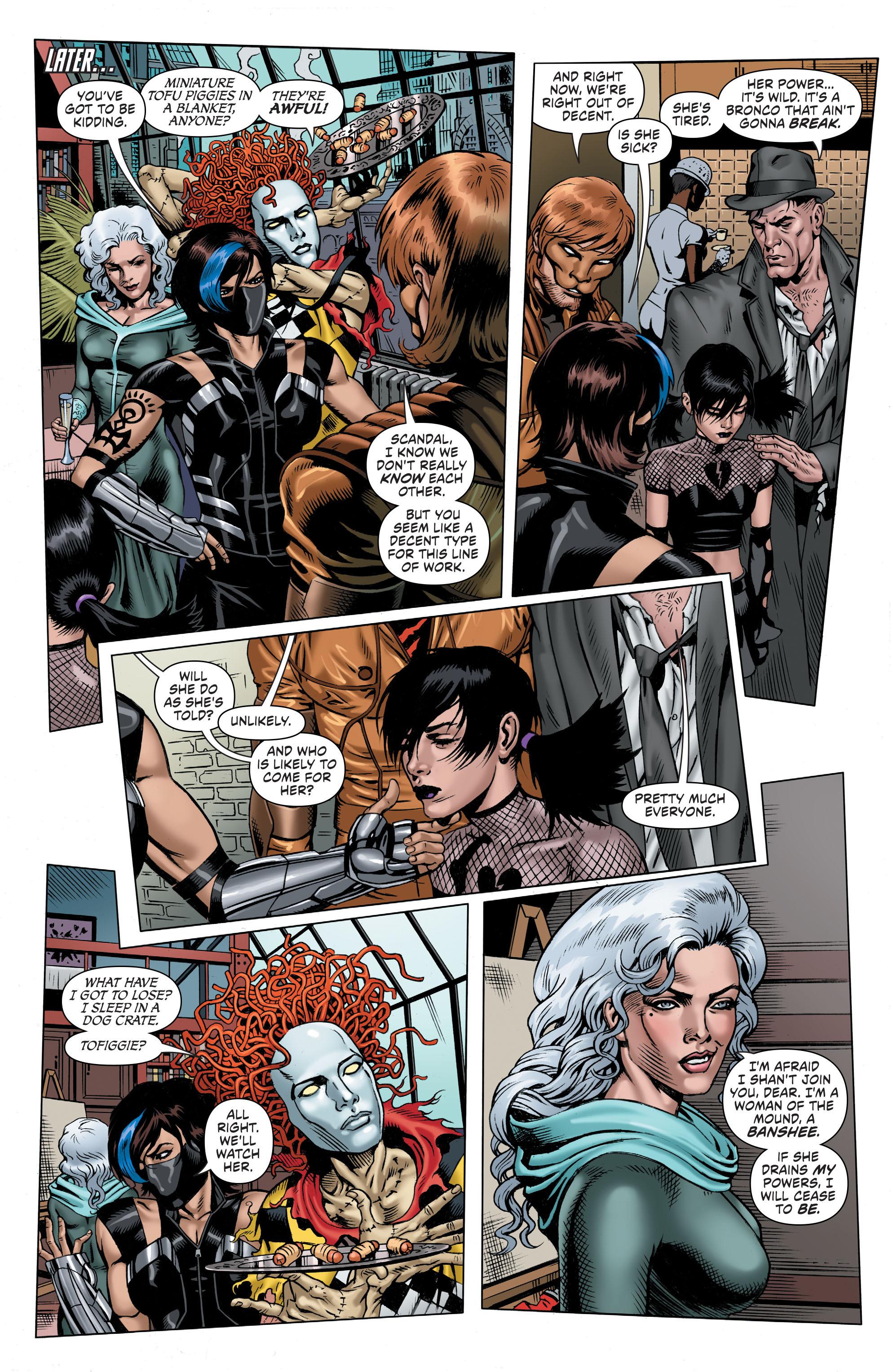 Read online Secret Six (2015) comic -  Issue #8 - 13