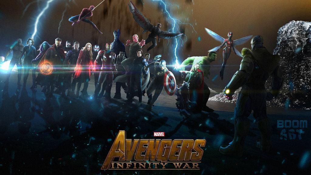 Avengers Infinity War Wallpapers - Avengers War