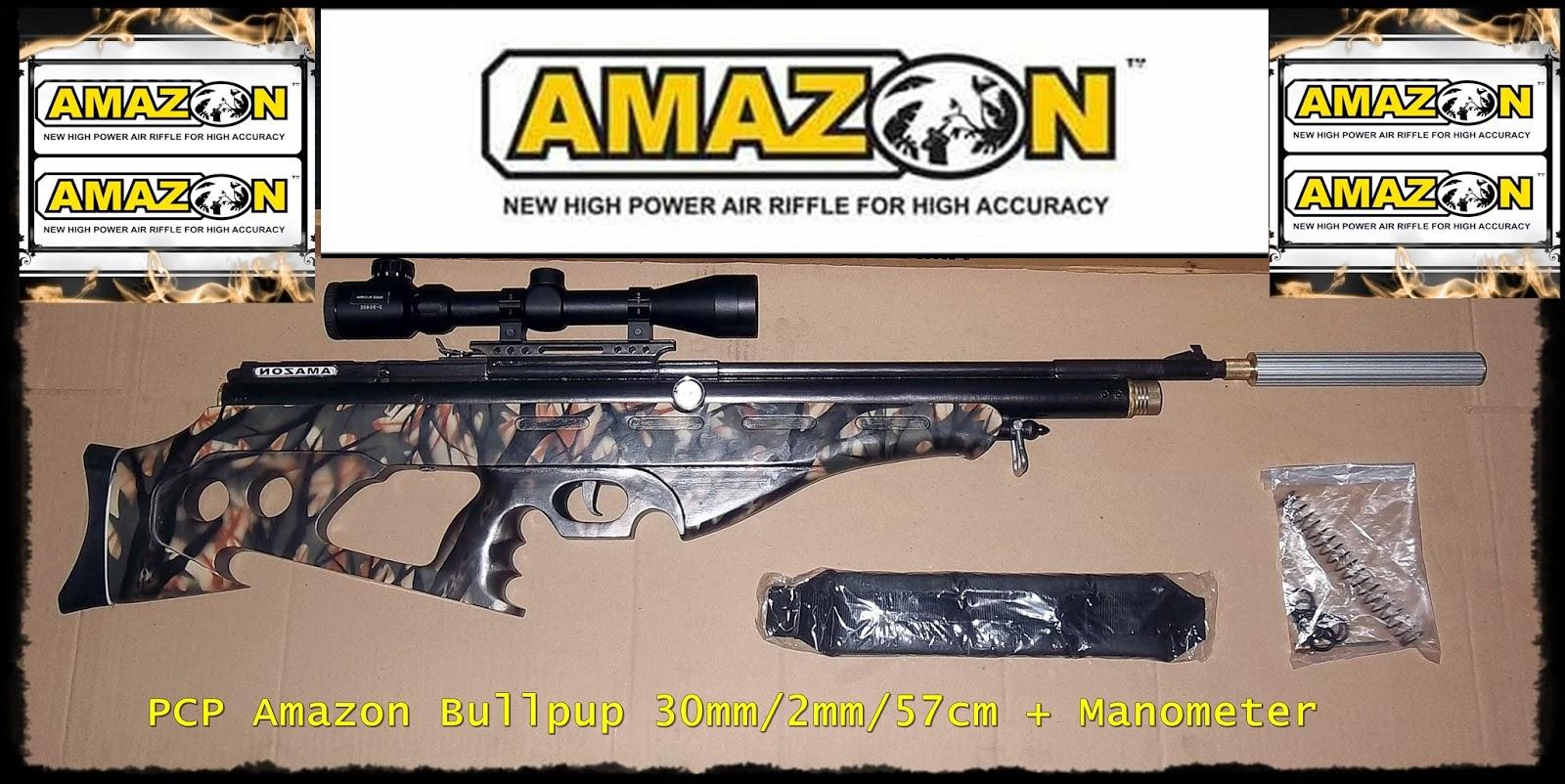 Amazon high power air rifle .117: produk bullpup amazon