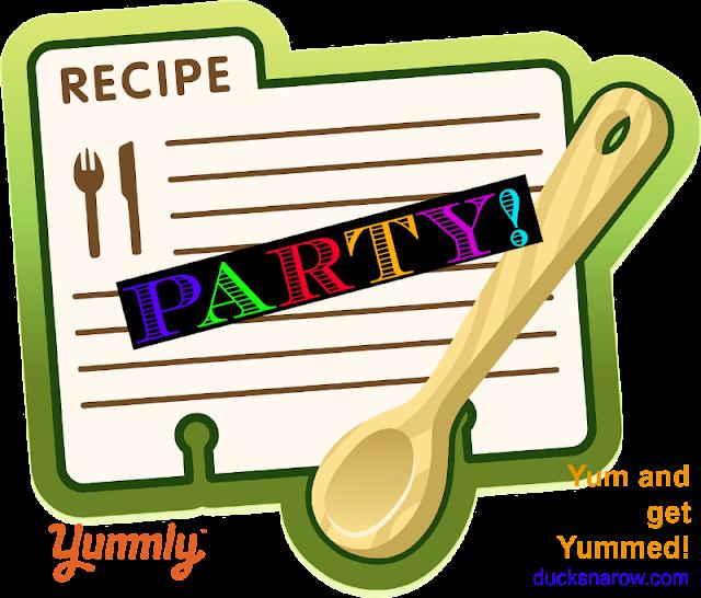 Recipe Sharing Pin and Yum Party 18