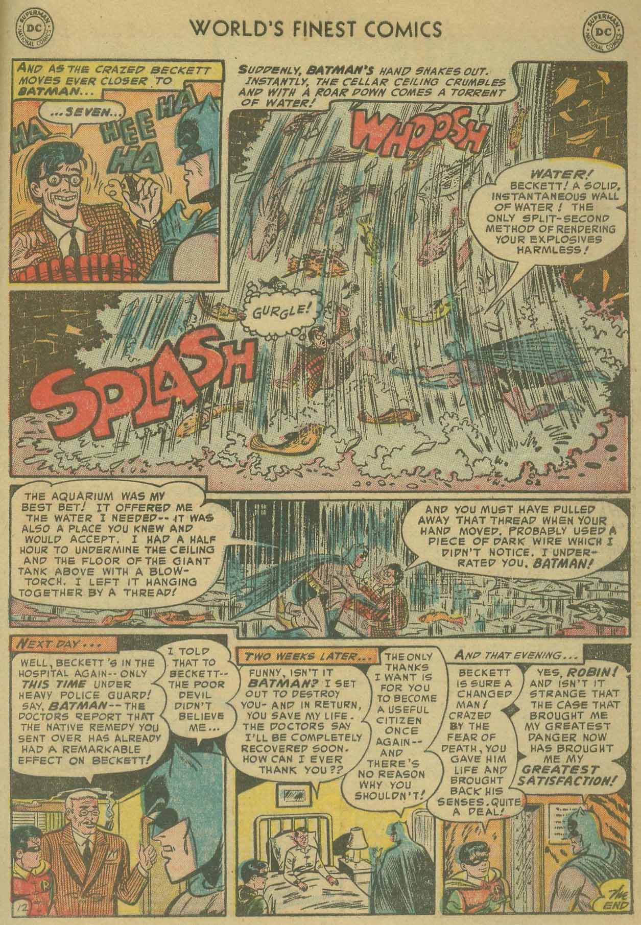 Read online World's Finest Comics comic -  Issue #69 - 65