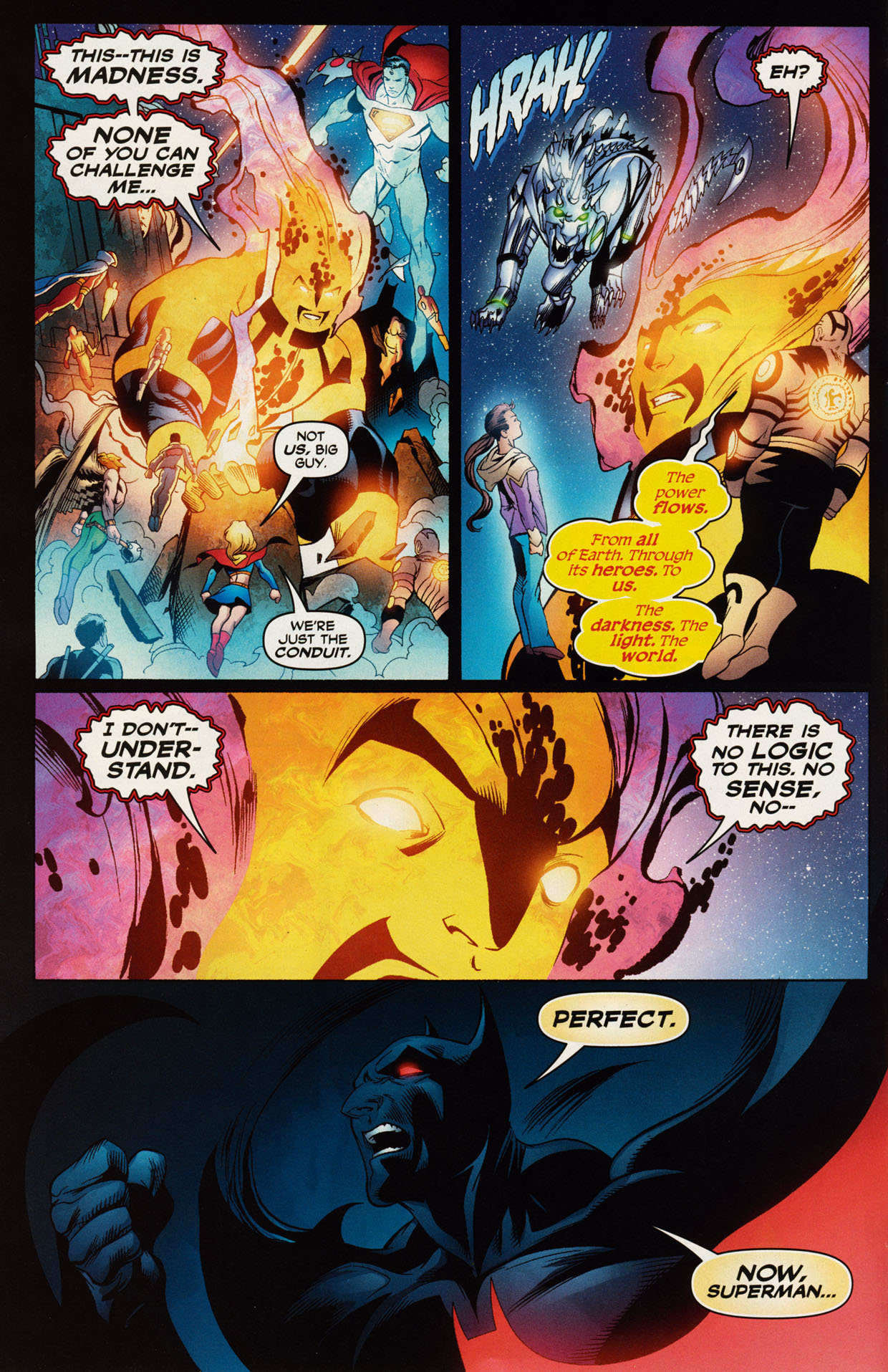 Read online Trinity (2008) comic -  Issue #48 - 14
