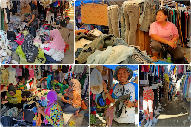 Pasar Pakaian Bekas Medan