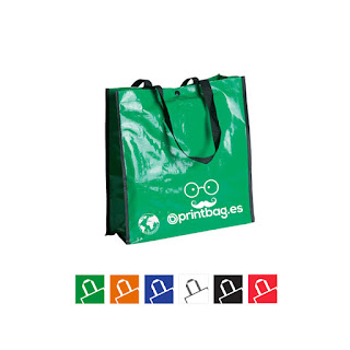 Bolsas biodegradables verdes