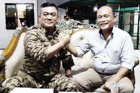 jelang pilwalkot cirebon partai gerindra dekati azis