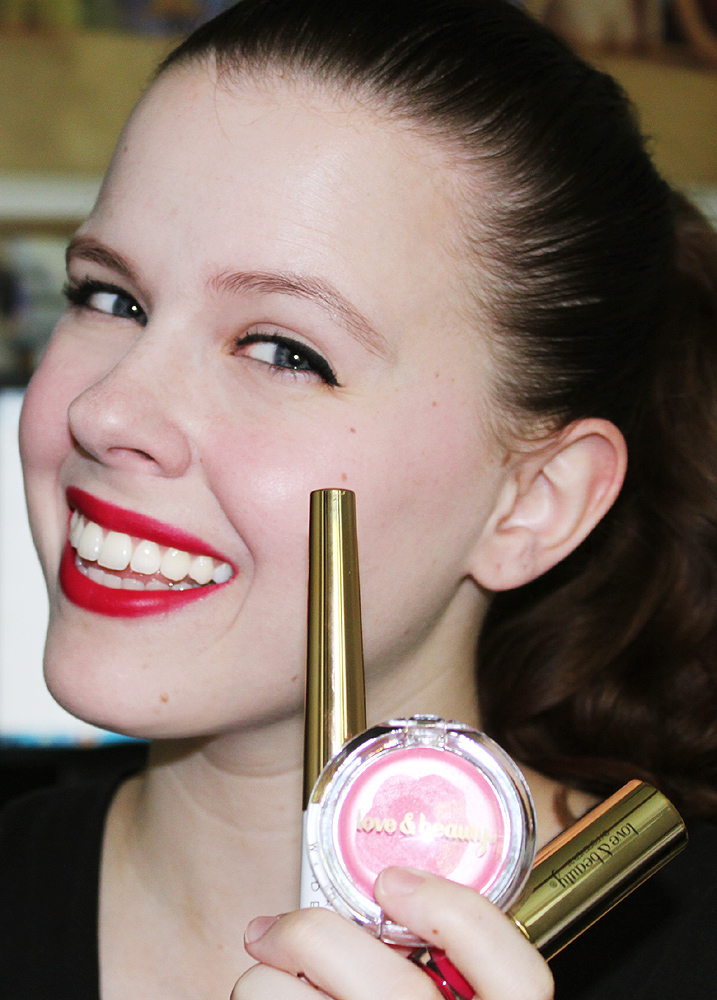 """Bad Outfit, Great Lipstick: REVIEW(S): Forever 21 """"Love"""