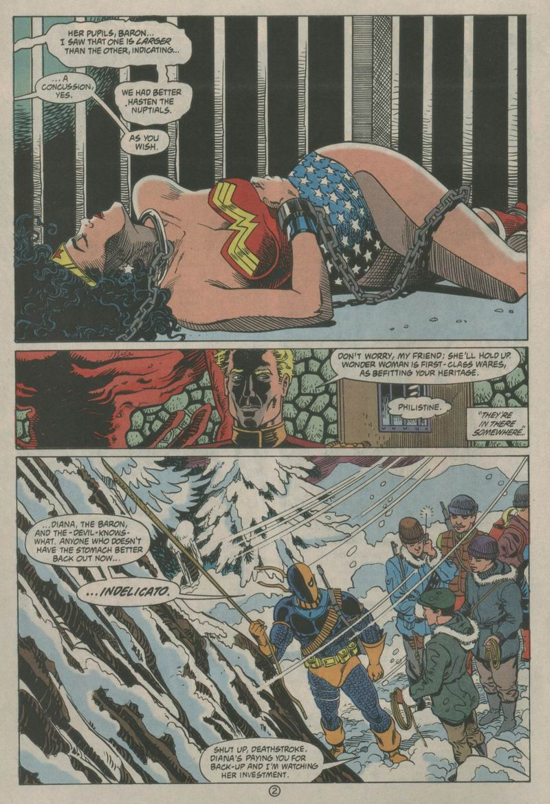 Read online Wonder Woman (1987) comic -  Issue #63 - 3