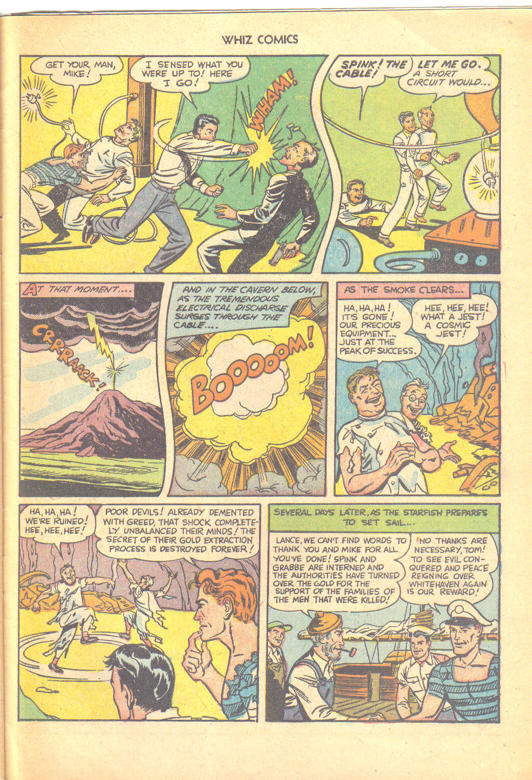 WHIZ Comics issue 147 - Page 27
