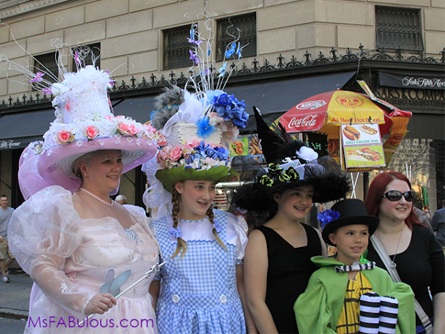 oz easter parade