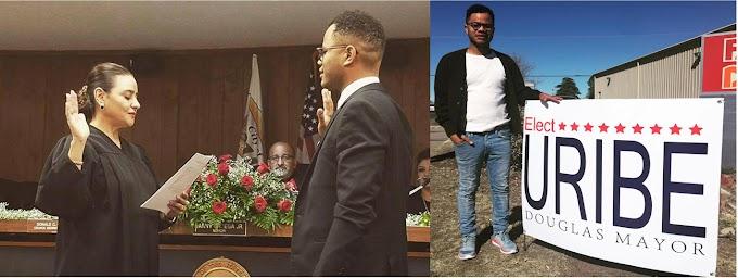 Dominicano se juramenta como el alcalde más joven en ciudad de Arizona