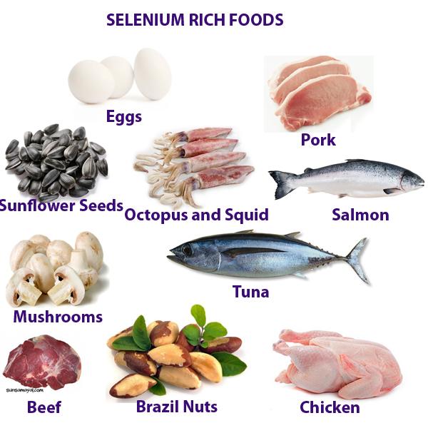 Whole Food Source Selenium