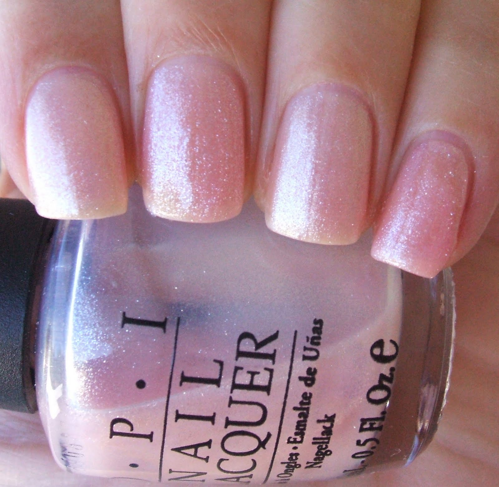 Comparison Opi Princesses Rule Old And New Formula Notes From My Dressing Table