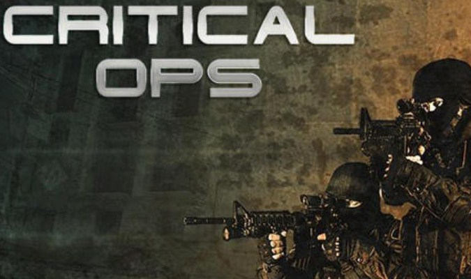 Game FPS Smartphone - Critical Ops
