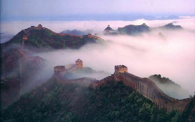 خلفيات HD من سور الصين العظيم 4K