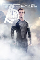飢餓遊戲2:星火燎原 (The Hunger Games: Catching Fire) poster