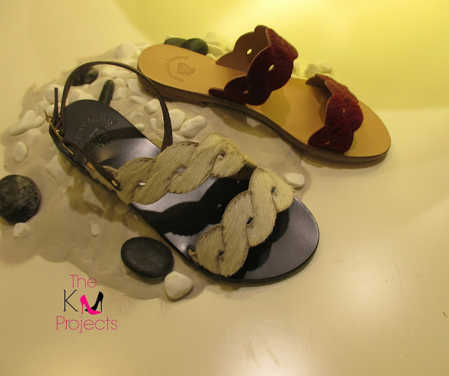 Marietta's Fantasy Collection @ kalogirou pony skin shoes
