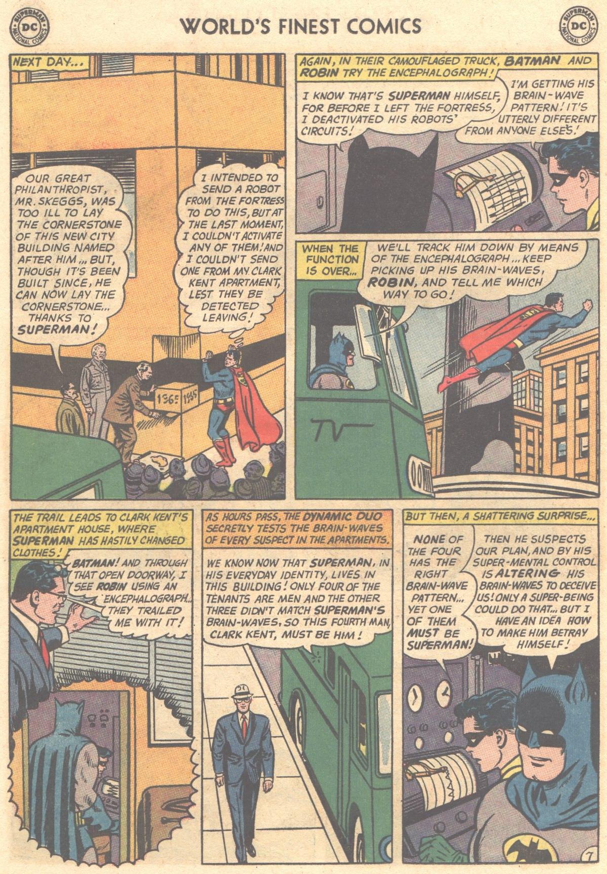Read online World's Finest Comics comic -  Issue #149 - 10