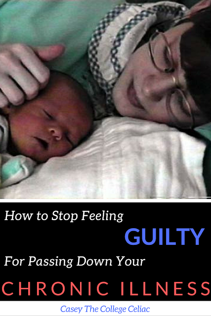 How to Stop Feeling Guilty for Passing Down Your Chronic Illness