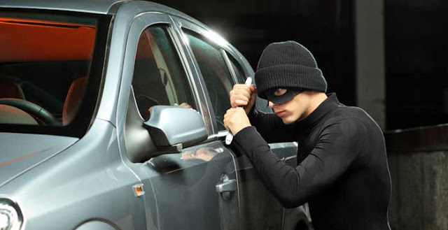 Evita robo de tu coche