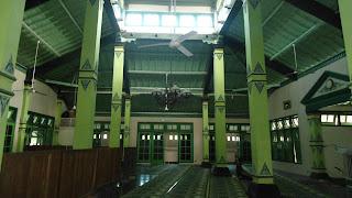 masjid pathok negoro wonokromo bantul