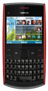 Harga Nokia X2-01