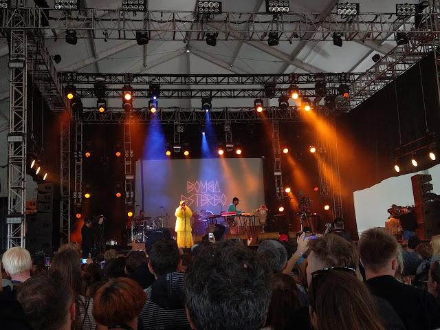 Bomba Estéreo, Open'er Festival 2018