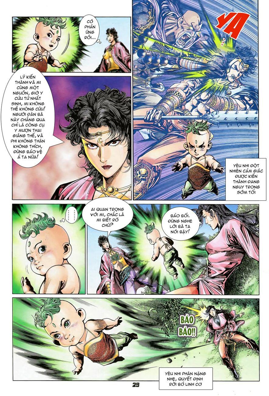 Đại Đường Uy Long chapter 77 trang 4
