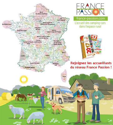 France Passion, free stay at farms, wineries, farm-ins...