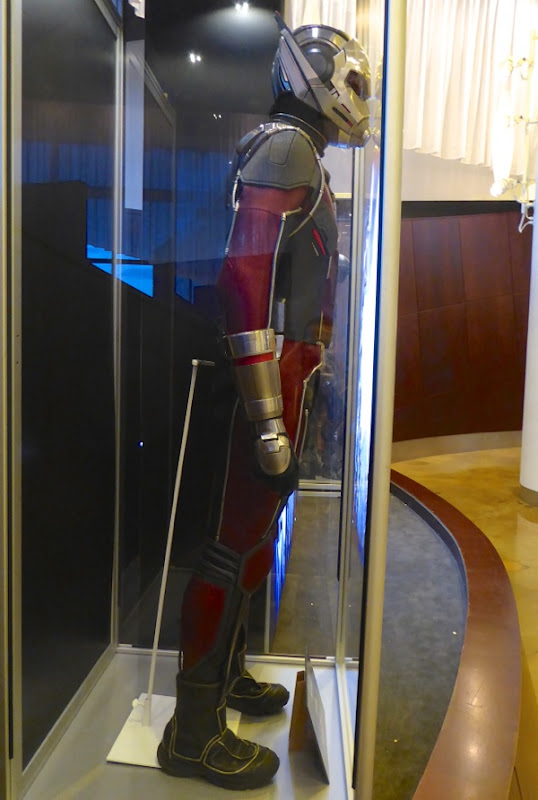 Ant-Man suit Captain America Civil War