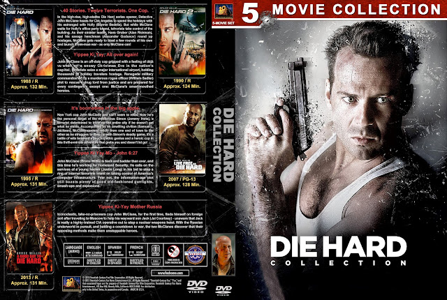 Die Hard Collection DVD Cover