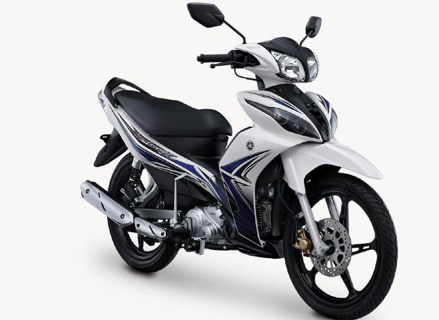 Motorcycle Modification: Konsep Modifikasi New Jupiter Z
