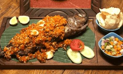 Ikan Bakar Manokwari - NMUTTY.com