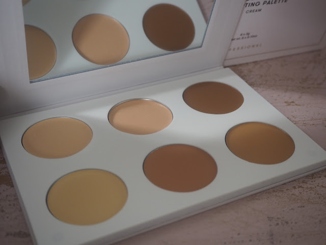 XIP Professional Golden Touch Sculpting Palette