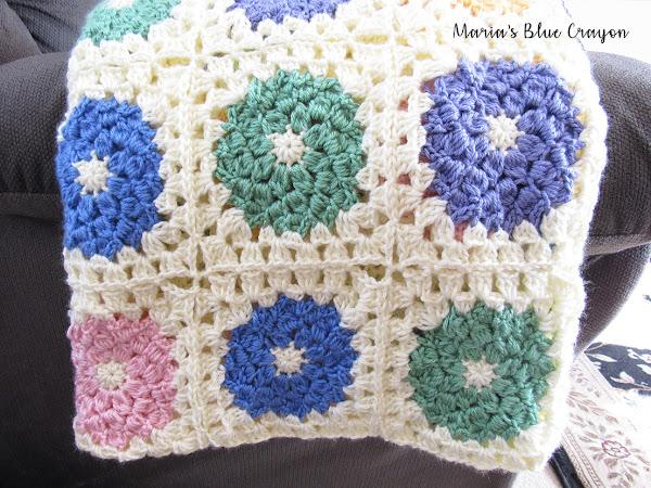 Spring Afghan Crochet Along Materials List & Information