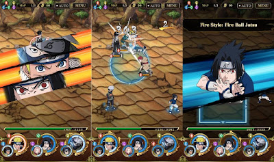 Ultimate Ninja Blazing Mod Apk v2.0.3 (High Damage + HP) Terbaru