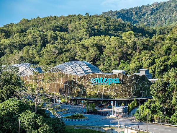 Discover the Tropical's Denizens in Entopia @ Teluk Bahang, Penang