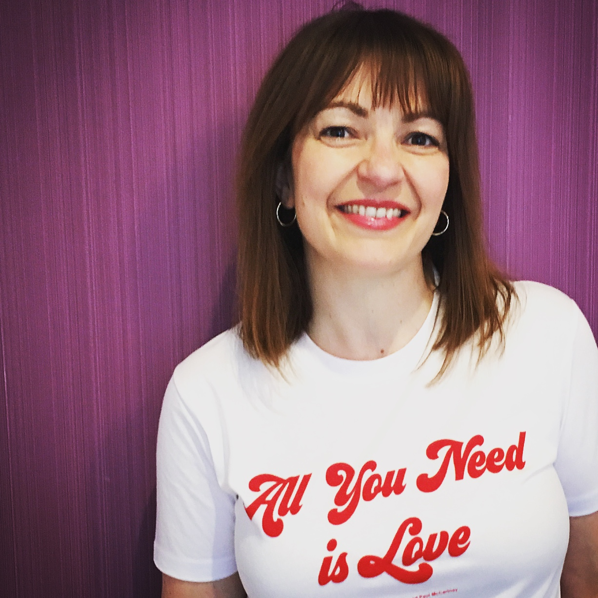 All You Need Is Love Tshirt