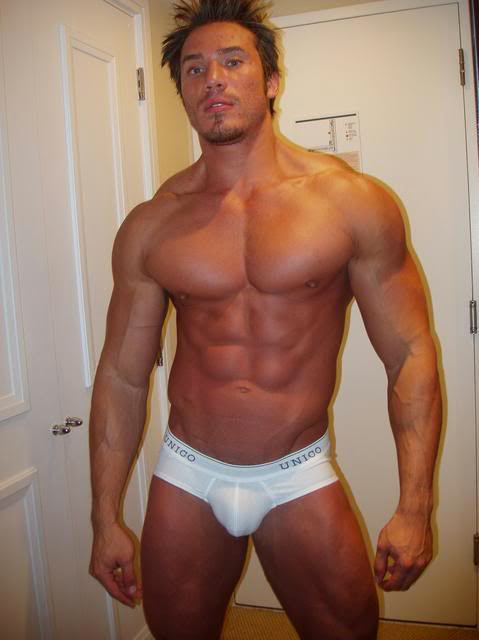 Naked White Hunks 34