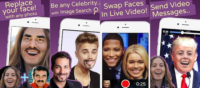 Face Swap Live Beta