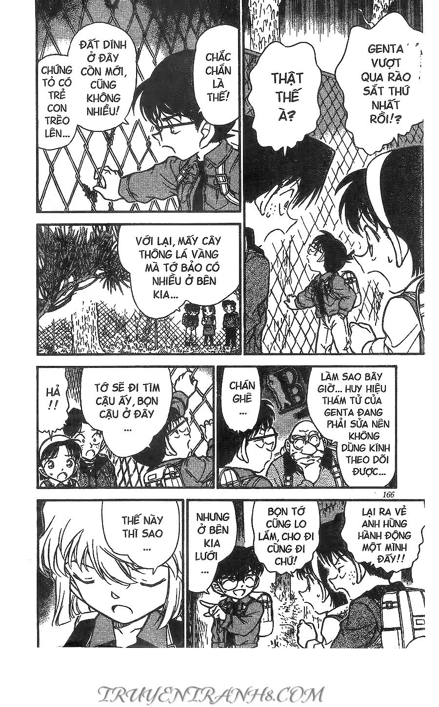 Detective Conan Chap 273 - Truyen.Chap.VN