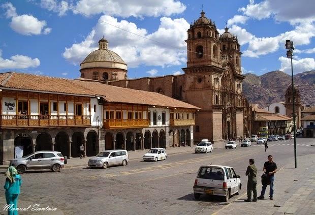 Cusco, Iglesia de la Compañia de Jesus