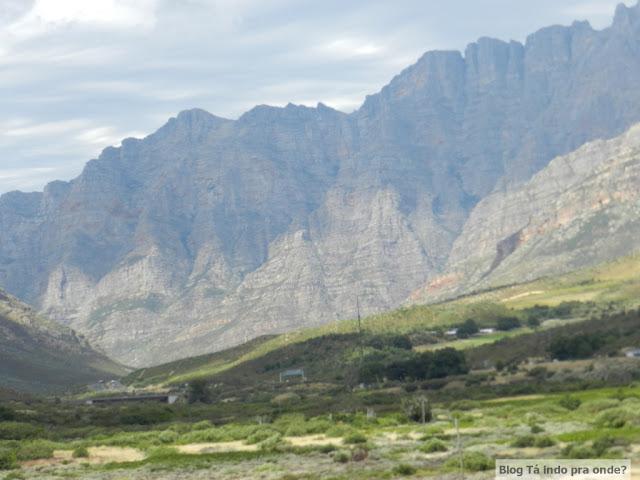 estrada entre Paarl e Robertson