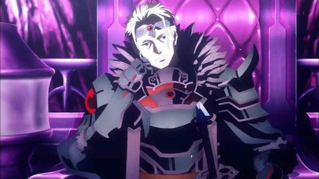 Sword Art Online: Alicization - War of Underworld - Episode 6