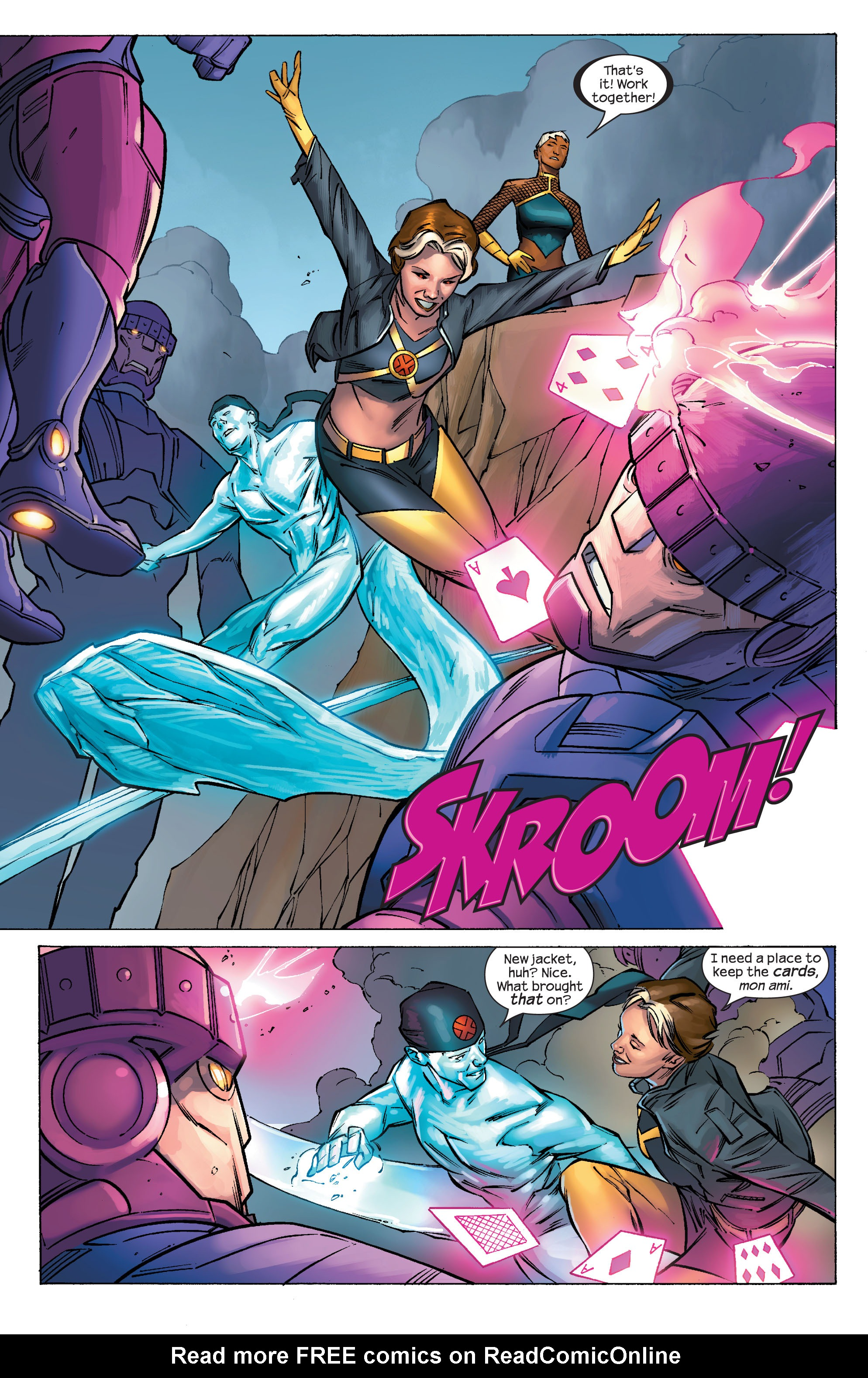 Read online Ultimate X-Men comic -  Issue #69 - 13