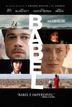 Babel Torrent - BluRay 720p/1080p Dual Áudio