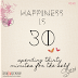#600 ♥ Day 48 ♥ Happiness is spending thirty minutes for the self.