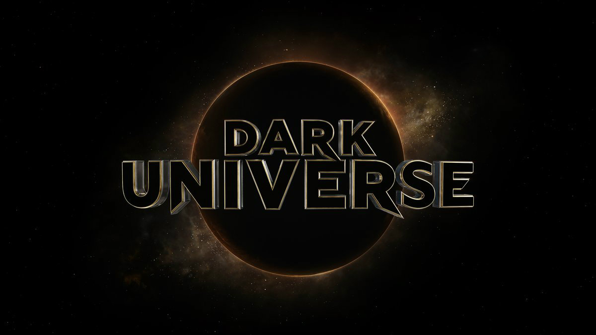 DARK UNIVERSE - logotipo