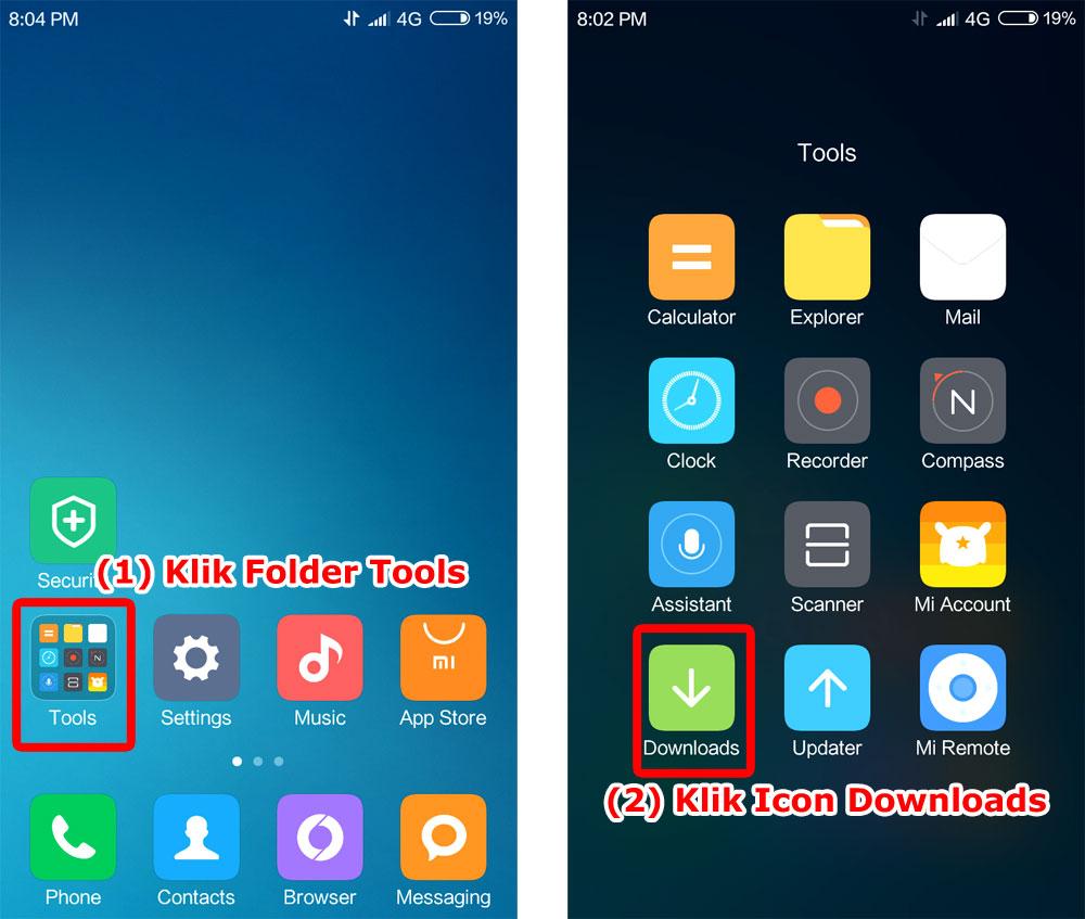 Mengatasi Download Aplikasi Di Playstore Xiaomi Selalu Minta Koneksi